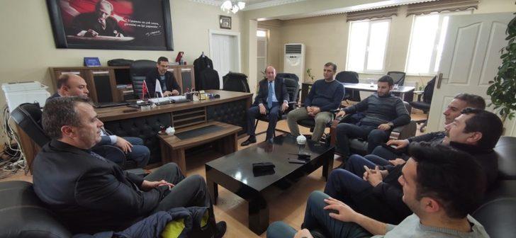 Erciş Belediyesi kriz masası oluşturdu