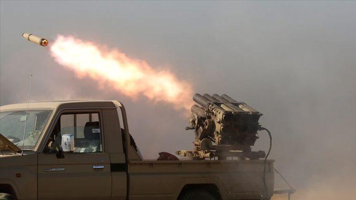 Son dakika: Irak'ta ABD askeri üssüne saldırı