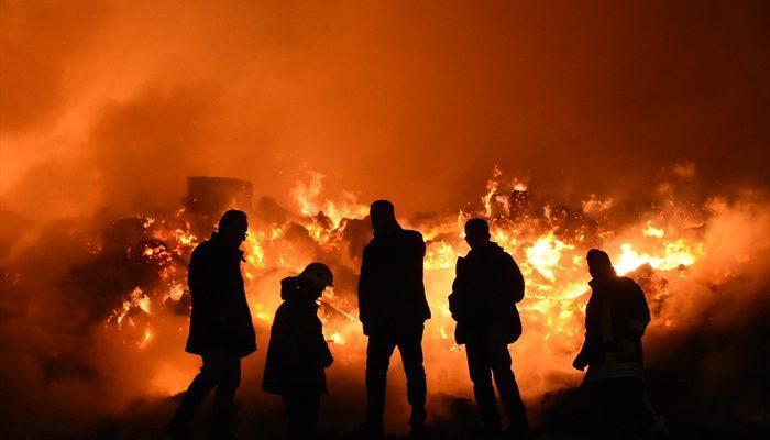 Adana'daki pamuk yağı fabrikası yangını üçüncü gününde ile ilgili görsel sonucu