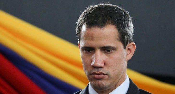 Kendini başkan ilan eden Guaido'nun amcası patlayıcılarla yakalandı