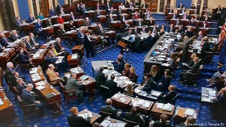 Senato'dan Trump'ı İran konusunda frenleme girişimi