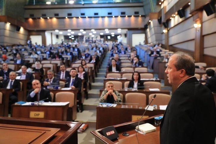 Başkan Hançerli'den İBB Meclisine imar planı tepkisi