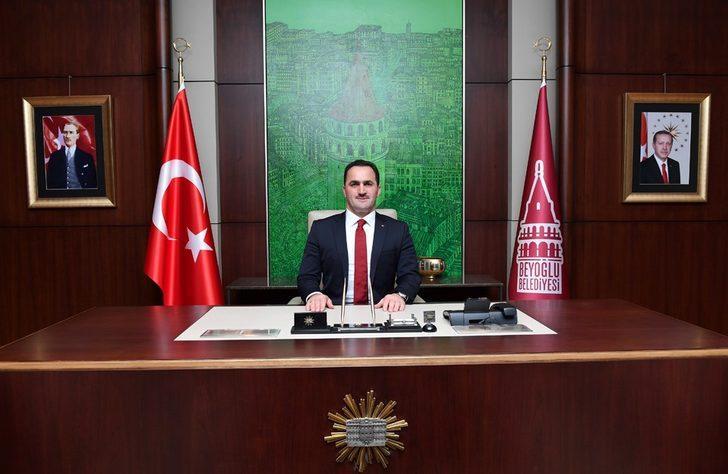 Beyoğlu Belediyesi'nden Galata Kulesi figürü açıklaması