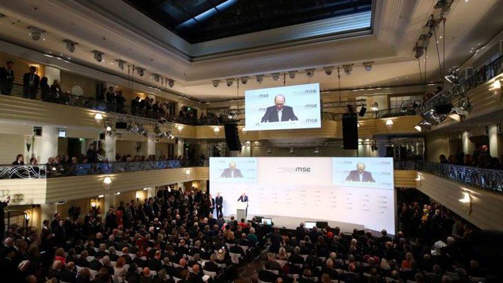 40 Ülkeden Üst Düzey Liderler Münih'te Buluşuyor