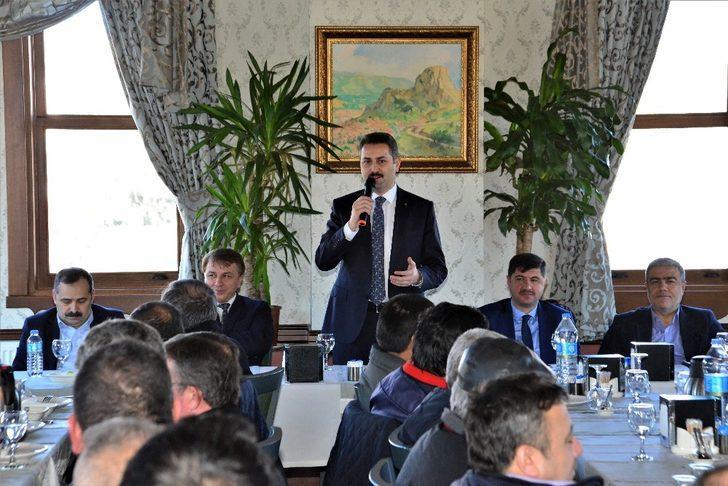 Tokat'ta yeni sanayi sitesi 2020 yatırım planına alındı