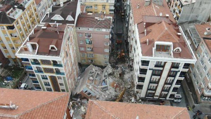 Son dakika: İstanbul Valisi Ali Yerlikaya'dan Bahçelievler'de çöken binayla ilgili açıklama