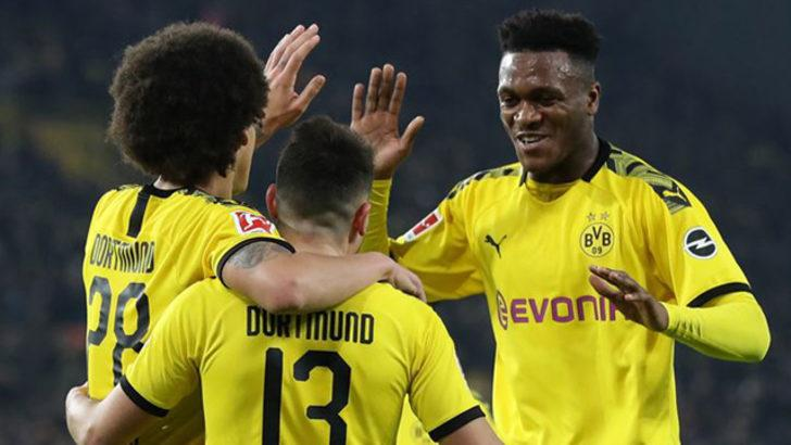 ÖZET | Borussia Dortmund 4-0 Eintracht Frankfurt (Bundesliga)