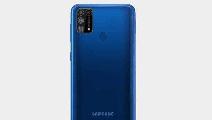 Samsung'un yeni orta segment ürünü: Galaxy M31