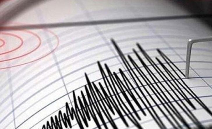 Son dakika! Çanakkale'de deprem
