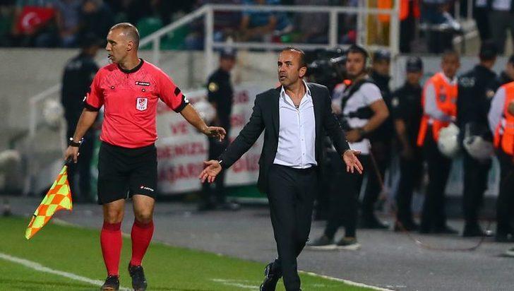 """Mehmet Özdilek: """"Sapunaru kulübeye gelerek küfür etti, hoş olmadı"""""""