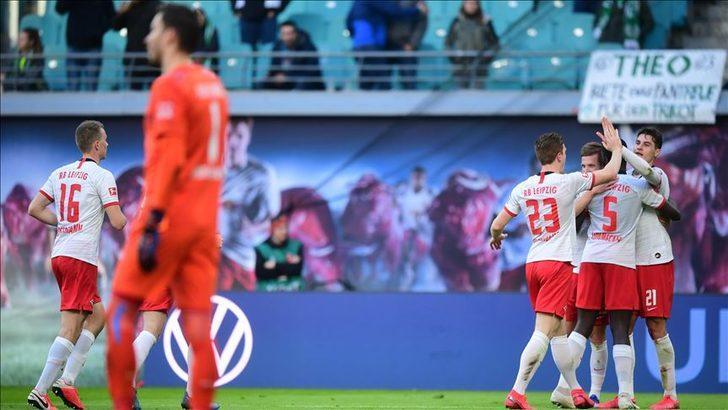Leipzig - Werder Bremen maç özeti: 3-0 | İZLE