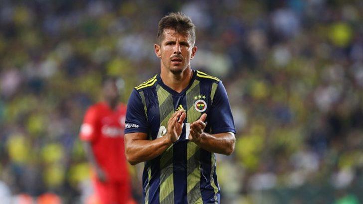 Derbi öncesi Fenerbahçe'de Emre Belözoğlu sakatlandı