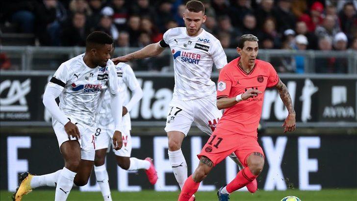 ÖZET | Amiens - PSG: 4-4 maç sonucu
