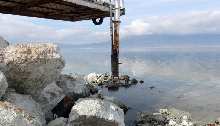 Burdur Gölü alarm veriyor