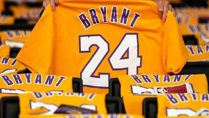 NBA All-Star'da Kobe Bryant'a büyük onur!
