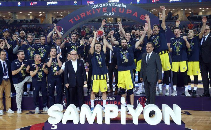 ÖZET | Fenerbahçe Beko - Darüşşafak maç sonucu: 74-71