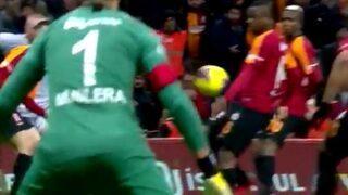 G.Saray - Malatyaspor maçında penaltı tartışması