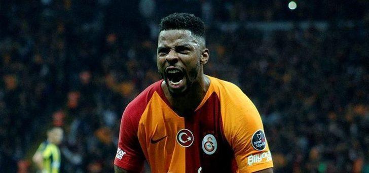 Galatasaraylı Ryan Donk. Onyekuru ve Ömer Bayram'dan açıklamalar