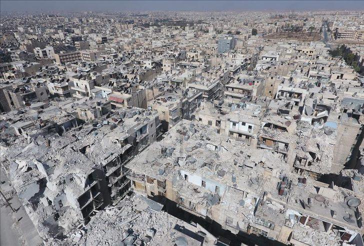 Esad rejimi, Halep'in kontrolünü ele geçirdi
