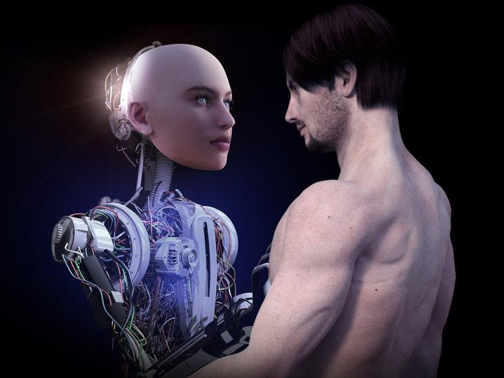 Seks robotları 'psikolojik hasara yol açabilir'