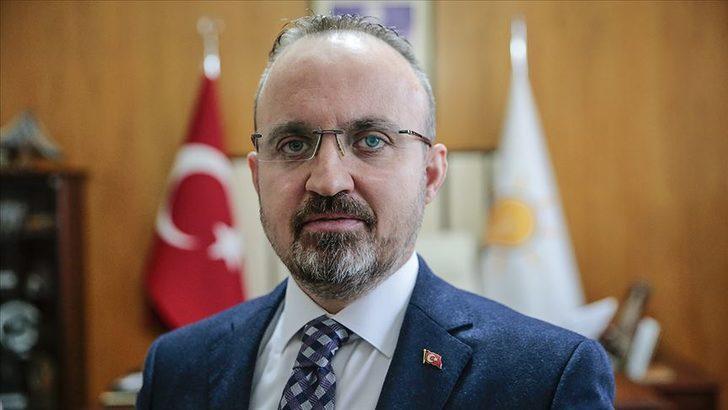 AK Parti Grup Başkanvekili Bülent Turan'dan İYİ Parti'deki istifalara ilişkin açıklama!