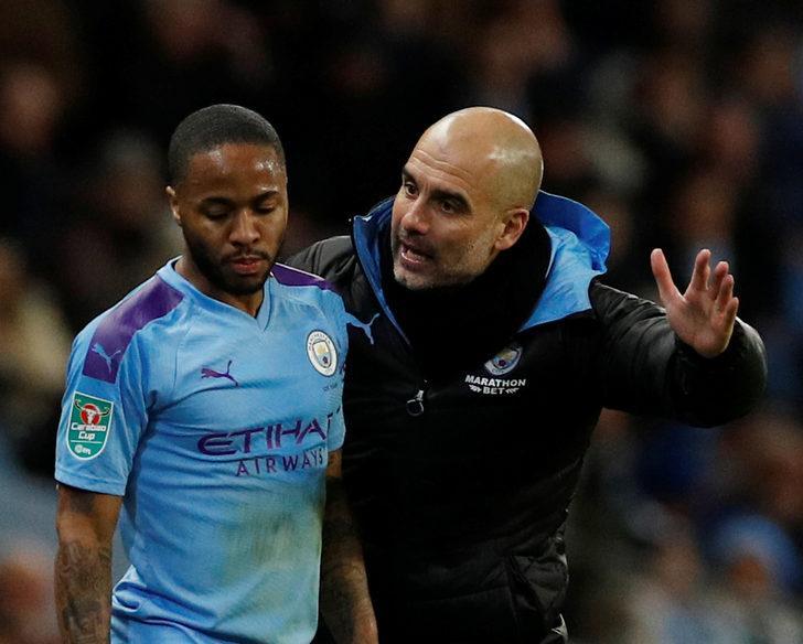Sterling ve Guardiola'dan flaş Manchester City kararı