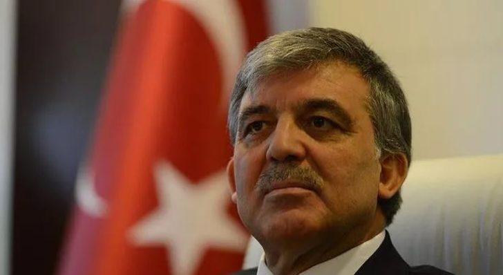 Abdullah Gül'den 'Ali Babacan' açıklaması