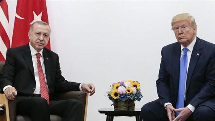 Son dakika! ABD Başkanı Trump'tan İdlib açıklaması: Erdoğan ile çalışıyoruz