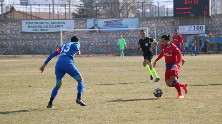 TFF 2. Lig Niğde Anadolu Fk 2 Tuzlaspor:3