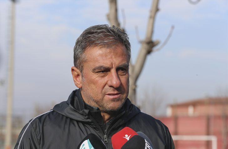 Hamza Hamzaoğlu: Derbiden iyi sonuçla ayrılmaya çalışacağız