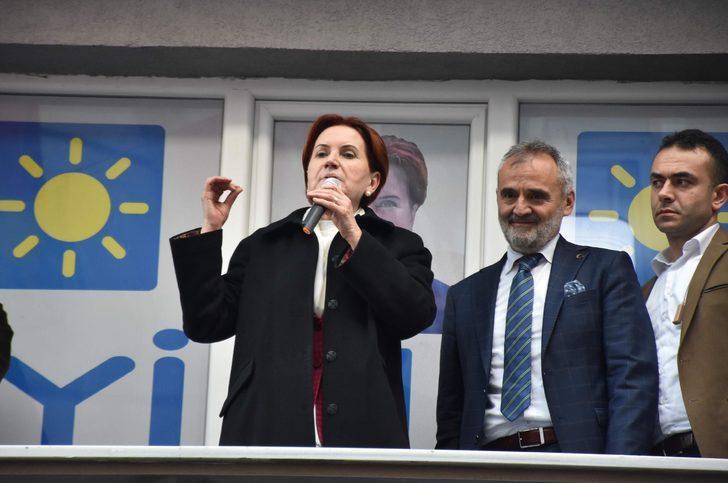 Cumhurbaşkanı Erdoğan'ın 'İYİ Parti 2023'e kalmaz' sözlerine Akşener'den yanıt