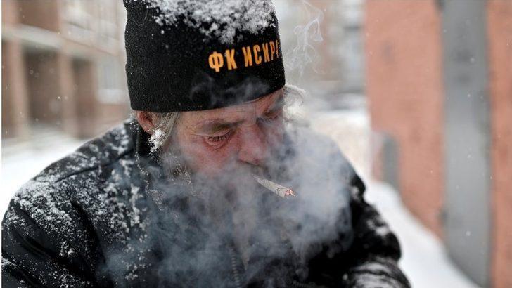 Sibirya'da -30 derecede evsiz olmak: 'Geceleri gözleriniz kapalı ama kulaklarınız açık uyursunuz'