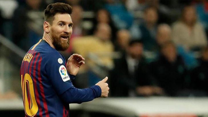 Lionel Messi için ABD iddiası