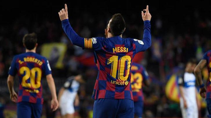 Messi kulüp isterse Barcelona'da kalmaya hazır
