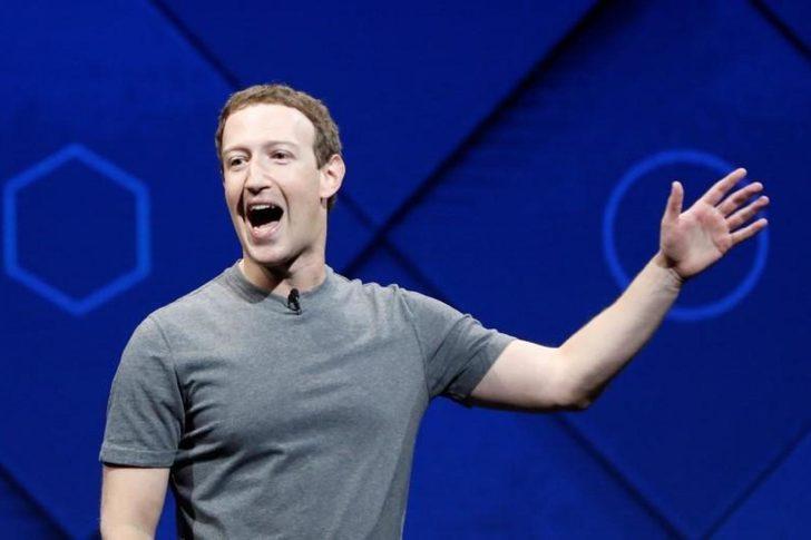 'Facebook çalışanlarına koltuk altını fönletiyormuş'