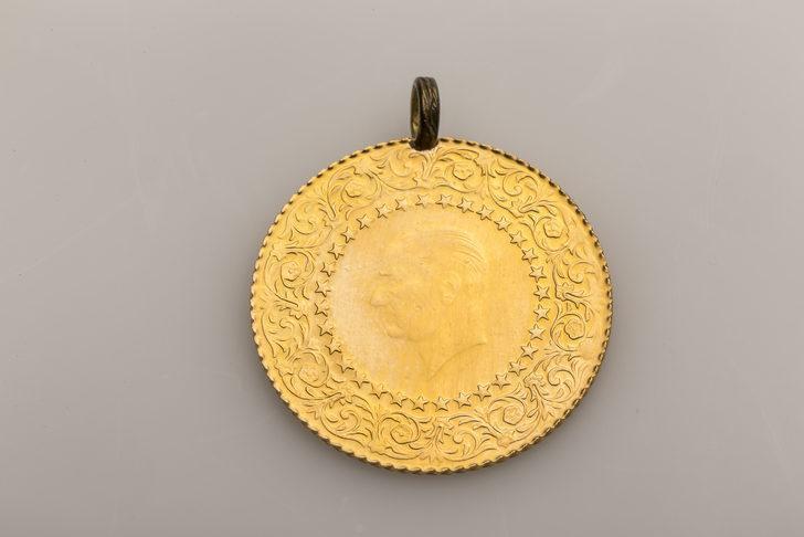 Gram altın tüm zamanların en yüksek seviyesine yükselerek tarihi zirvesini gördü