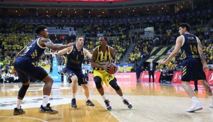 Fenerbahçe Beko 65 - 94 Real Madrid (THY Euroleague)
