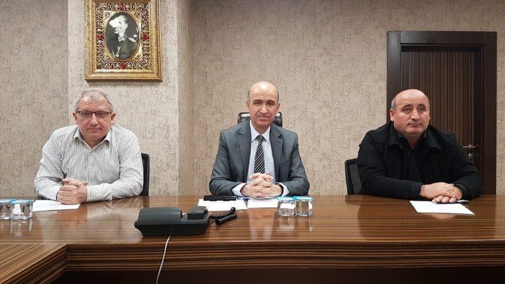 İzmit Belediyesi Encümeninde 18 madde onaylandı