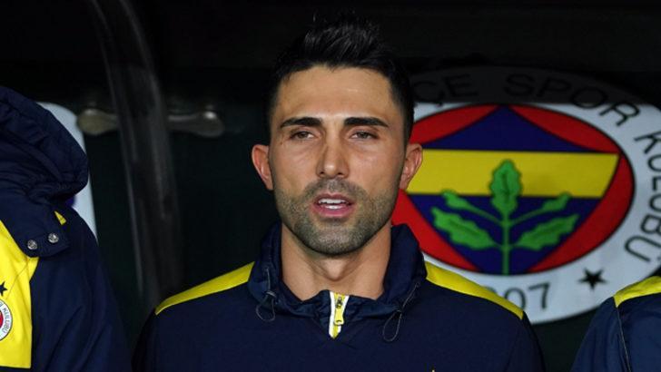 Fenerbahçe'de Hasan Ali Kaldırım derbide sahada