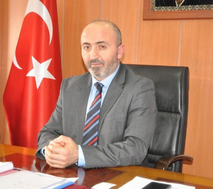 Sorgun İlçe Müftüsü Mustafa Kayış görevine başladı