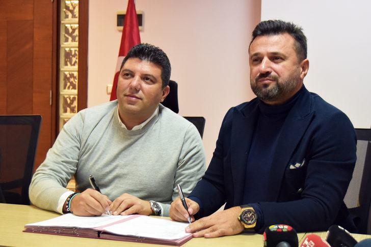 Bülent Uygun Denizlispor'un başına geçti!