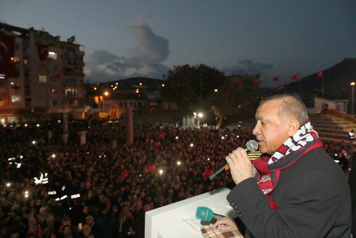 Cumhurbaşkanı Erdoğan, Libya'daki son durumu açıkladı: Birkaç tane şehidimiz var