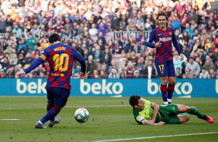 ÖZET   Barcelona - Eibar maç sonucu: 5-0