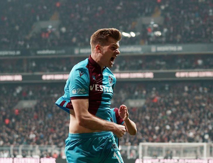 Trabzonsporlu Sörloth, Novak ve Uğurcan Çakır'dan açıklamalar