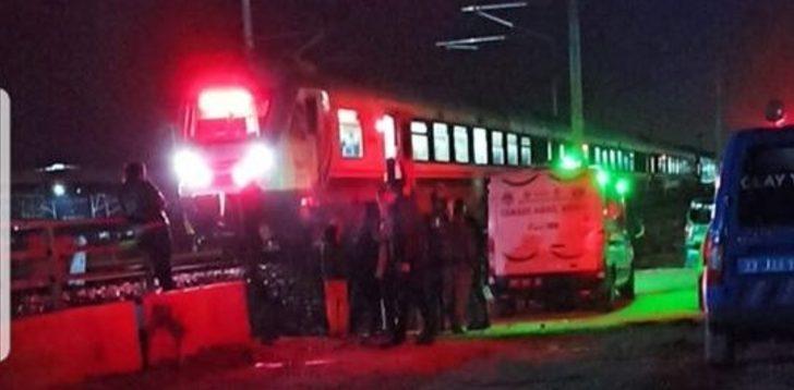 Mersin'de korkunç ölüm! Trenin altında can verdi