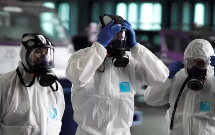Çin'de koronavirüs (Kovid-19) nedeniyle can kaybı 2444'e ulaştı