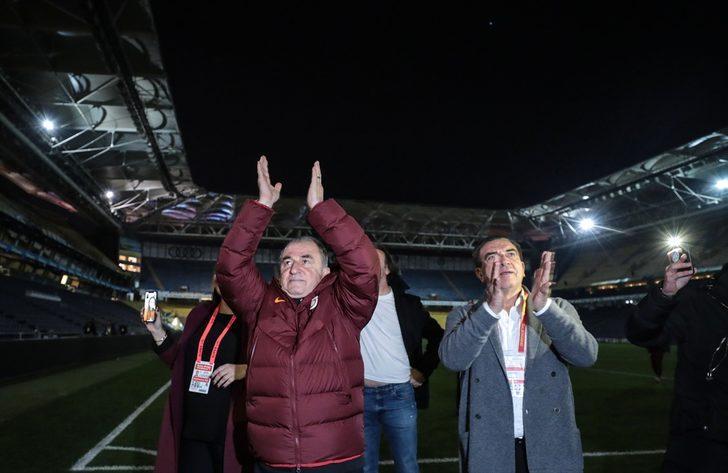 Galatasaray, Fatih Terim'le tarih yazıyor