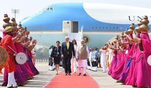 ABD Başkanı Trump ilk resmi ziyareti için Hindistan'da