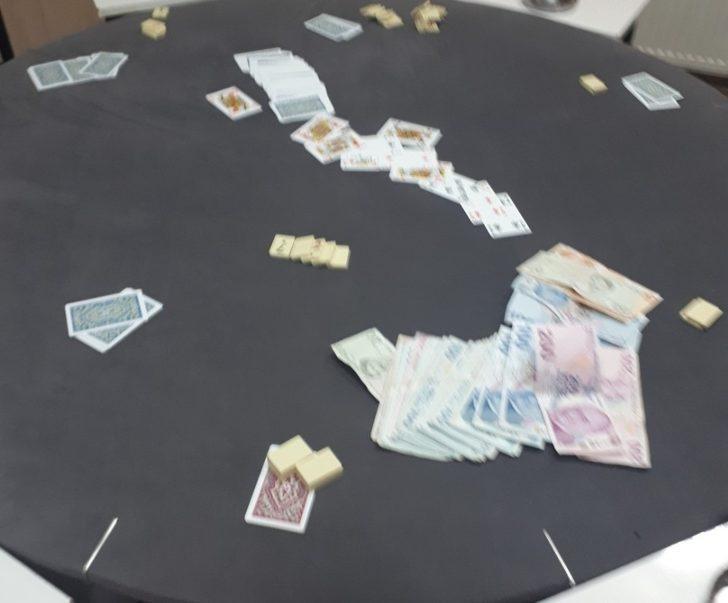 Dernek lokaline kumar baskını