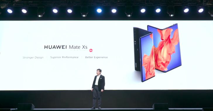 Katlanabilir telefon Huawei Mate Xs tanıtıldı! İşte özellikleri, fiyatı